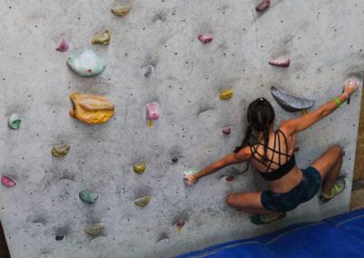 Demon Rock Wall - Palestra di Arrampicata a Napoli