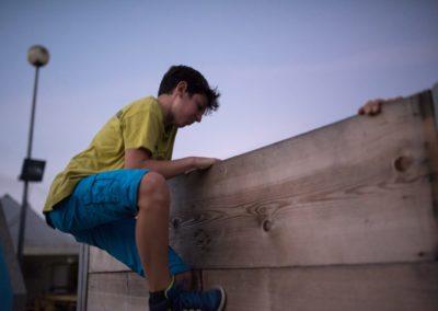 Corsi Giovanili - Demon Rock Wall - Palestra di Arrampicata a Napoli
